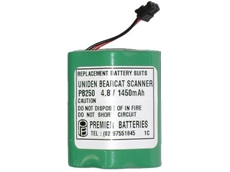 Batteries to suit Uniden 2 Way Radios from Premier Batteries