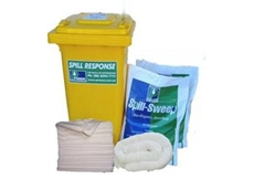 Large Wheelie Bin Spill Containment Kit