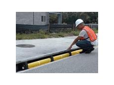 Curb inlet sediment runoff protectors