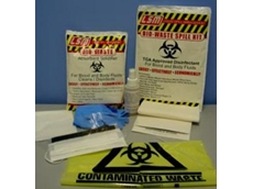 LSM biowaste spill kits