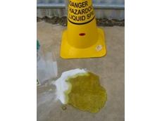 Small acid spill kits