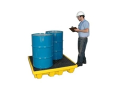 SP-1 4-Drum Spill Pallet