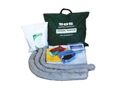 Small Bag General Fluids Budget First Responders Kit