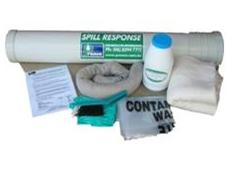 Tube Spill Response Kit