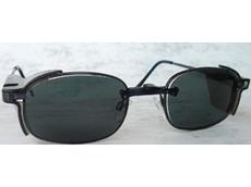 Clip-on model framesfrom Prescription Safety Glasses