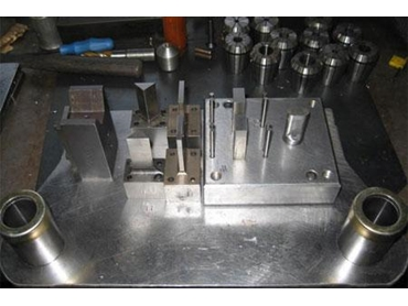 Progression tooling from Pressform Engineering