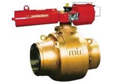 Italian designed valve