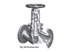The ARI bellows sealed Globe Valve from Presuure and Safety Systems