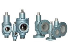 Mercer Valves Safety relief valves