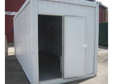 Container cabins are ideal for use as site offices