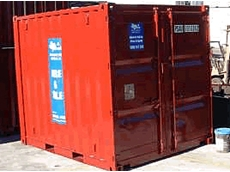 6 foot storage and shipping containers
