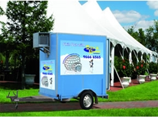Mobile Cool rooms