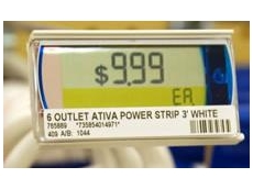 Electronic Shelf Labels (ESL) from Pricer Australia