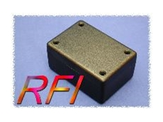EMI/RFI shielding applications.