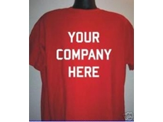 Custom T shirt silk screen printing