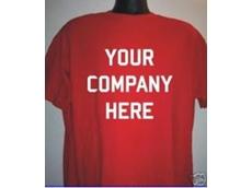 Custom T shirt silk screen printing