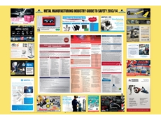Metal Manufacturing Industry Guide to Safety 2013/14