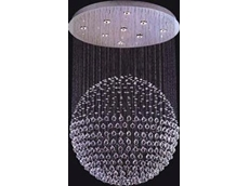 Earth chandelier available from ProDesign Lighting