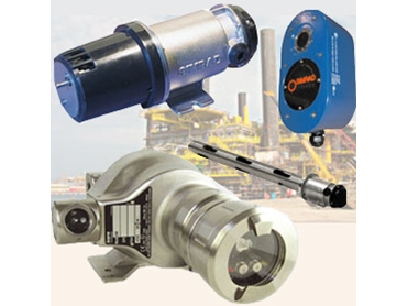 Gas Detection Systems from ProDetec