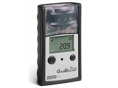 GasBadge Plus personal single gas monitor