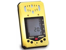 Industrial Scientific's M40 multi gas monitor