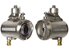 Simtronics GD1 laser open path gas detectors feature a tuneable laser diode