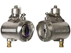 Simtronics GD1 laser open path gas detectors feature a tuneable laser diode