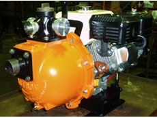 Astron range of self priming centrifugal pumps available from Procast Engineering