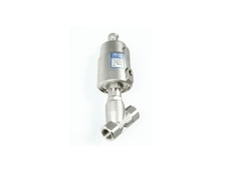 Econo Series AS 2 Way Stainless Steel Angle Seat Valves