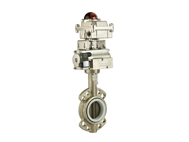 Increase operation longevity and efficiency with butterfly valves from Process Systems