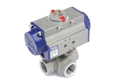 Stainless Steel Ball Valves available from ValvesOnline