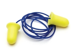 ProPlug Bell metal detectable corded ear plugs