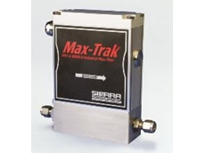 IP67 compliant industrial gas mass flow controller