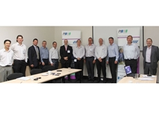 The new 2012 Profibus Association of Australia Committee