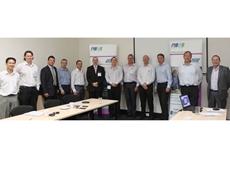 The new 2012 Profibus Association of Australia Committee