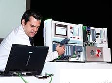 Bernd Lieberth is a Siemens Industrial Automation expert.