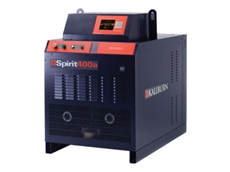 The KALIBURN Spirit 400a plasma cutting machine