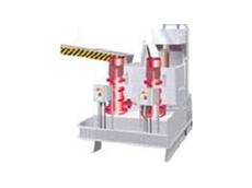 Lisep sewage screening systems