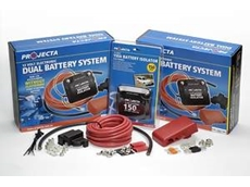 Projecta releases advanced Electronic Dual Battery System