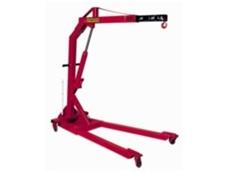 1200kg Foldaway Mobile Floor Crane