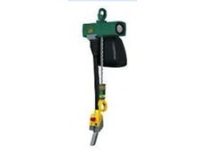 125kg JDN Mini Air Hoists available from Prolift