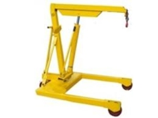 1500kg Heavy Duty Mobile Floor Crane