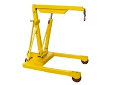 1500kg Maxi Reach Mobile Floor Cranes available from Prolift Solutions