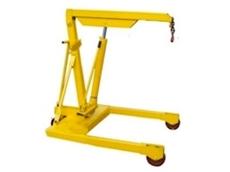 1500kg Maxi Reach Mobile Floor Crane