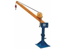 300kg MY-T-Lift Ute/Davit cranes available from Prolift