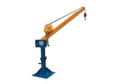 300kg Ute/ Davit Telescopic Jib Cranes from Prolift Solutions