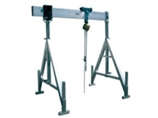 The Aluminium Gantry Crane