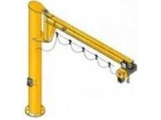 Assistant Column Mounted Slewing Jib Crane