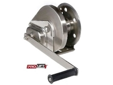 BHW-1800S Pacific 304 Stainless Steel Hand Winch