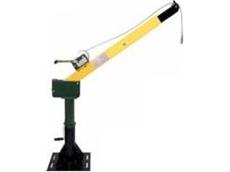 Backsaver Ute Crane / Davit Crane from Prolift
